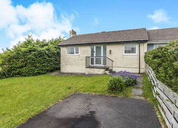 Thumbnail 2 bed bungalow for sale in Ghyll Bank, Lowca, Whitehaven
