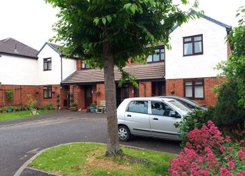 Thumbnail 2 bed flat for sale in Coombe Park Court, Little Sutton, Ellesmere Port, Cheshire
