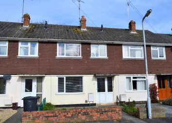 Thumbnail 3 bed terraced house for sale in Laxton Close, Taunton, Somerset