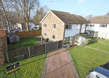 Thumbnail 3 bed property for sale in Yew Tree Close, Horley Row, Horley, Surrey