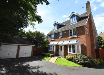 Thumbnail 5 bed detached house for sale in St. Lawrence Park, Chepstow