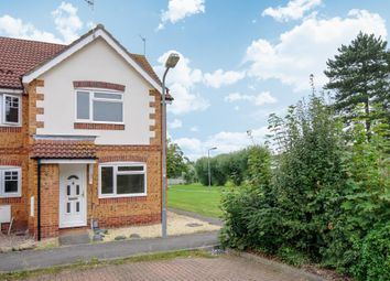 Thumbnail 1 bed end terrace house to rent in Carnation Way, Aylesbury