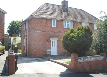 Thumbnail 3 bed semi-detached house for sale in Highfield Road, Yeovil