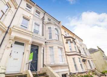 Thumbnail 1 bed flat to rent in Carisbrooke Road, St Leonards On Sea