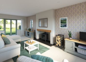Thumbnail 4 bed property for sale in Church Farm, Rode