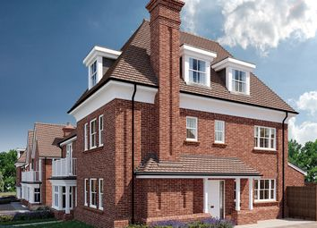 Thumbnail 4 bedroom semi-detached house for sale in The Boulevard, Horsham