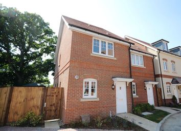 Thumbnail 2 bed end terrace house to rent in Blenheim Place, Camberley
