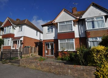 Thumbnail 3 bed semi-detached house for sale in Sheepfold Road, Guildford