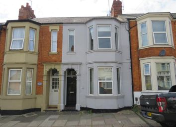 Thumbnail 3 bed terraced house for sale in Glasgow Street, Northampton