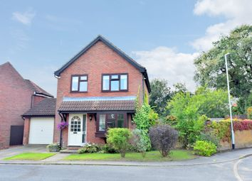 Thumbnail 3 bed detached house for sale in Talbot Road, Sudbury