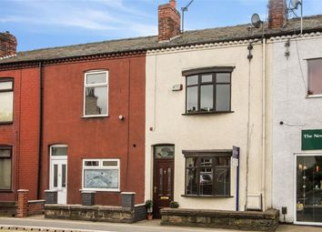 Thumbnail 2 bed terraced house for sale in Leigh Road, Worsley, Manchester
