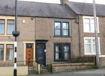 3 bed terraced house for sale in Main Road, Seaton, Workington CA14