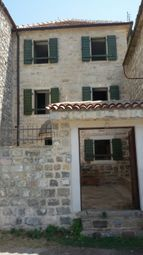 Thumbnail 4 bed town house for sale in House On The Waterfront In Tivat, Tivat, Montenegro