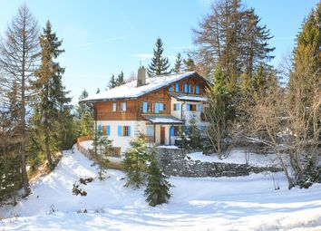 Thumbnail 7 bed chalet for sale in Crans Montana, Valais, Switzerland