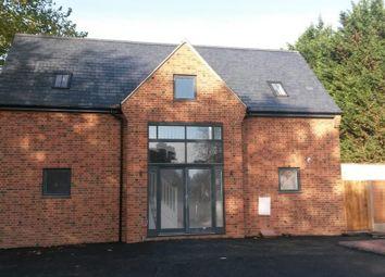 Thumbnail 3 bed detached house for sale in Plot 3 Coach House Mews, Church Lane, Goldington
