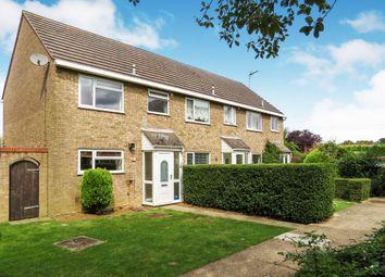 Thumbnail End terrace house for sale in Depden Lane, Chevington, Bury St. Edmunds