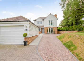 Thumbnail 4 bed detached house for sale in Westcourt Lane, Shepherdswell, Dover