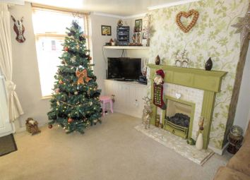 Thumbnail 2 bed terraced house for sale in Huntingdon Street, St. Neots