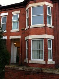 Thumbnail 7 bed property to rent in Granville Road, Fallowfield, Manchester