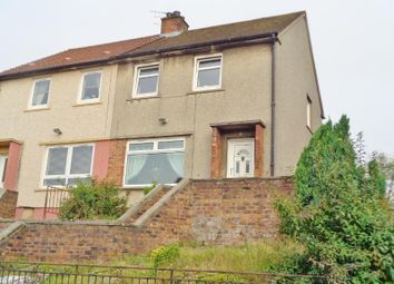 Thumbnail 2 bed semi-detached house for sale in Robertson Avenue, Leven