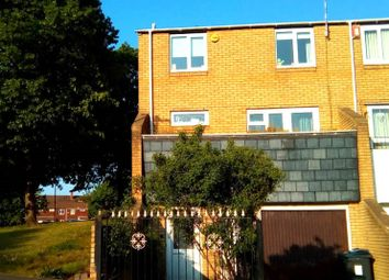 Thumbnail 3 bed end terrace house for sale in Cherry Lea, Shard End, Birmingham