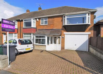 Thumbnail 5 bed semi-detached house for sale in Gallow Tree Road, Brecks, Rotherham