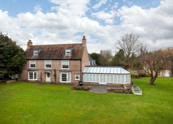 Thumbnail 6 bed detached house for sale in Thicket Road, Houghton, Huntingdon