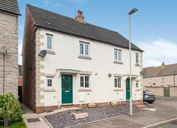 Thumbnail 2 bed semi-detached house for sale in Rosedale Close, Hardwicke, Gloucester, Gloucestershire