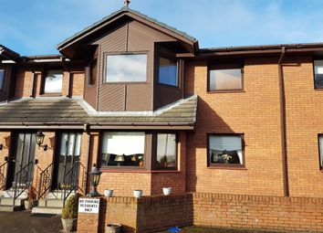 Thumbnail 2 bed flat for sale in Kirkvale Court, Wishaw