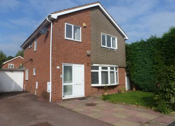 Thumbnail 4 bed detached house to rent in Tysoe Drive, Sutton Coldfield
