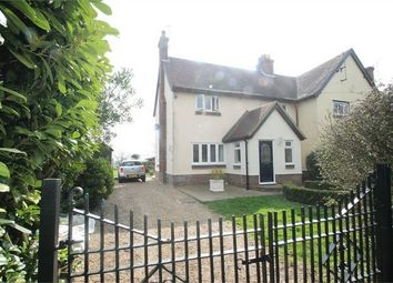 Thumbnail 3 bed cottage for sale in Grenstead Green, Halstead, Essex