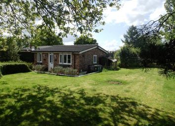 Thumbnail 2 bed bungalow for sale in Pickmere Lane, Pickmere, Knutsford, Cheshire