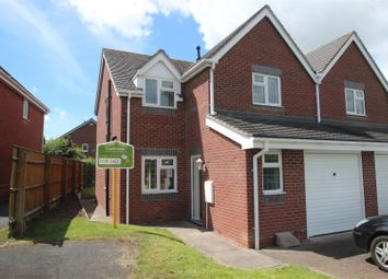 Thumbnail 3 bedroom semi-detached house for sale in Donnington Wood Workshops, Bradley Road, Donnington Wood, Telford