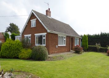 Thumbnail 3 bed detached bungalow for sale in New York Road, Dogdyke - Lincoln, Lincolnshire