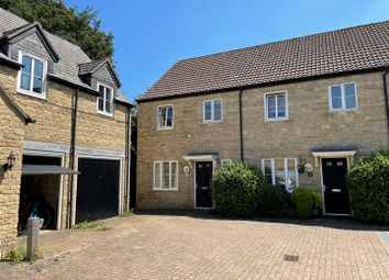Thumbnail 3 bed terraced house for sale in Minot Close, Malmesbury