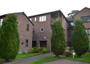 Thumbnail 2 bed flat for sale in Croft Avenue East, Bromborough, Wirral