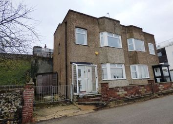 Thumbnail 2 bed semi-detached house for sale in High Road, Gorleston, Great Yarmouth