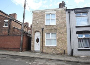 Thumbnail 2 bed end terrace house to rent in Beeston Street, Anfield, Liverpool