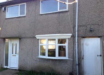 Thumbnail 3 bedroom terraced house for sale in 23 Monmouth Drive, Glen Parva