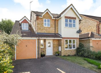 Thumbnail 4 bed detached house for sale in Naseby Place, Flitwick