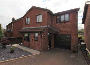 Thumbnail 4 bed detached house for sale in Beechwood Close, Newbridge, Newport