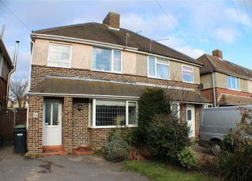 Thumbnail 3 bed property to rent in Cliffe Avenue, Hamble, Southampton