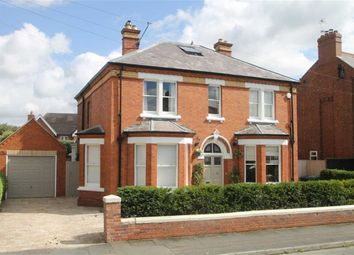 Thumbnail 5 bed detached house for sale in North Hermitage, Belle Vue, Shrewsbury