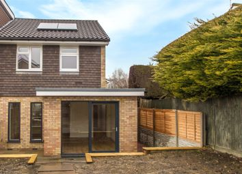 Thumbnail 3 bed end terrace house for sale in Downs Way, Oxted