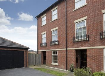 Thumbnail 4 bed end terrace house for sale in Kingfisher Crescent, Dewsbury, West Yorkshire