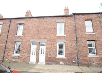 Thumbnail 4 bed terraced house for sale in Front Street, Fletchertown, Wigton