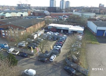 Thumbnail Land for sale in James Watt Industrial Park, Steel Bright Road, Smethwick