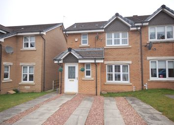 Thumbnail 3 bed semi-detached house for sale in Bowhouse Drive, Rutherglen, Glasgow G45, Glasgow,