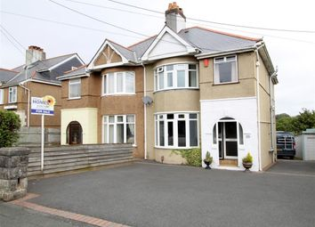Thumbnail 3 bed semi-detached house for sale in Fort Austin Avenue, Crownhill, Plymouth