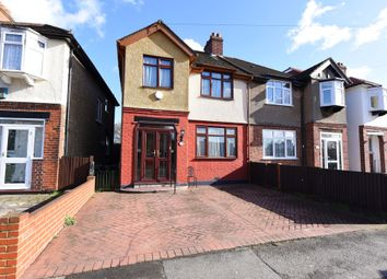 Thumbnail 3 bed semi-detached house for sale in Rowan Road, London